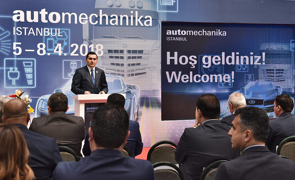 OSS, Automechanika Istanbul Fuarında Başroldeydi
