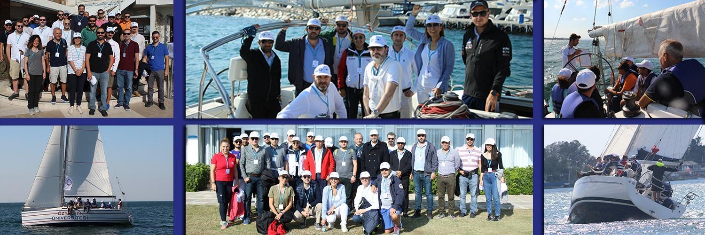 Üyelerimiz ile Birlikte Sektörün Geleceğine Yelken Açtık