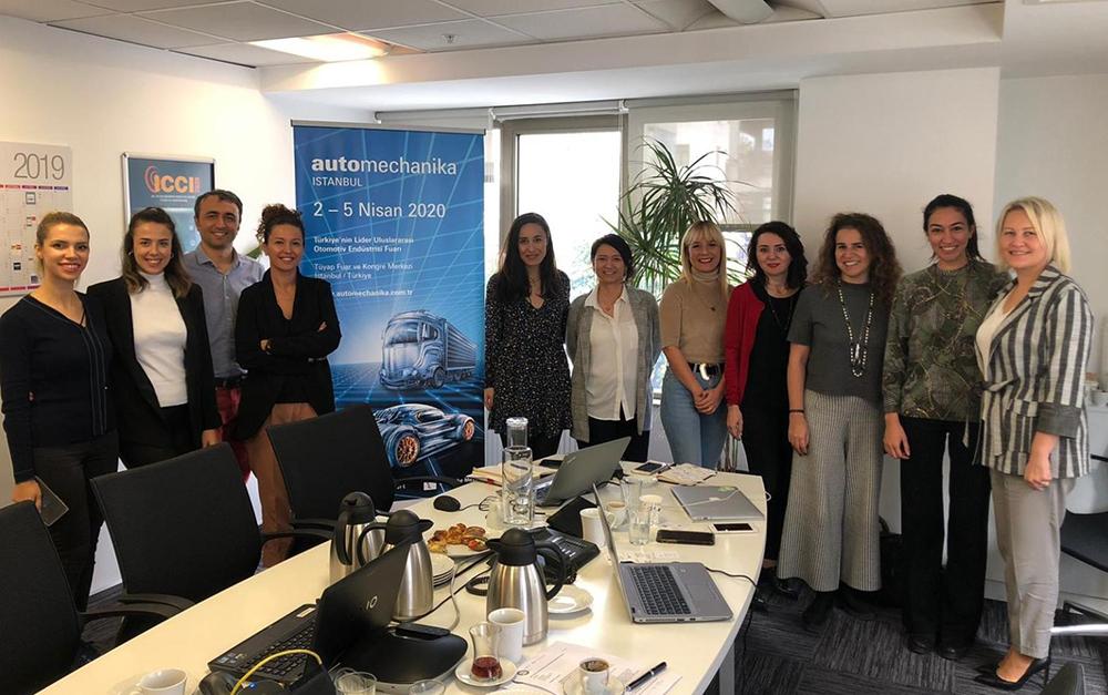 """OSS ile Hannover Messe  """"Automechanika Women Talk Paneli"""" İçin Ortak Çalışmalara Başladı"""