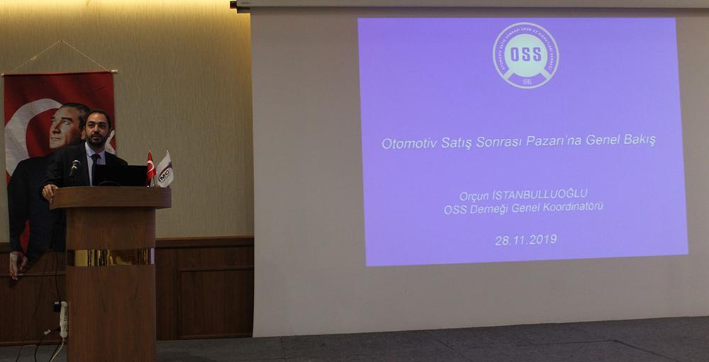 OSS, 3. Uluslararası Yeni Nesil Otomotiv Endüstrisi ve Sektör İlişkileri Konferansı'na Destek Verdi