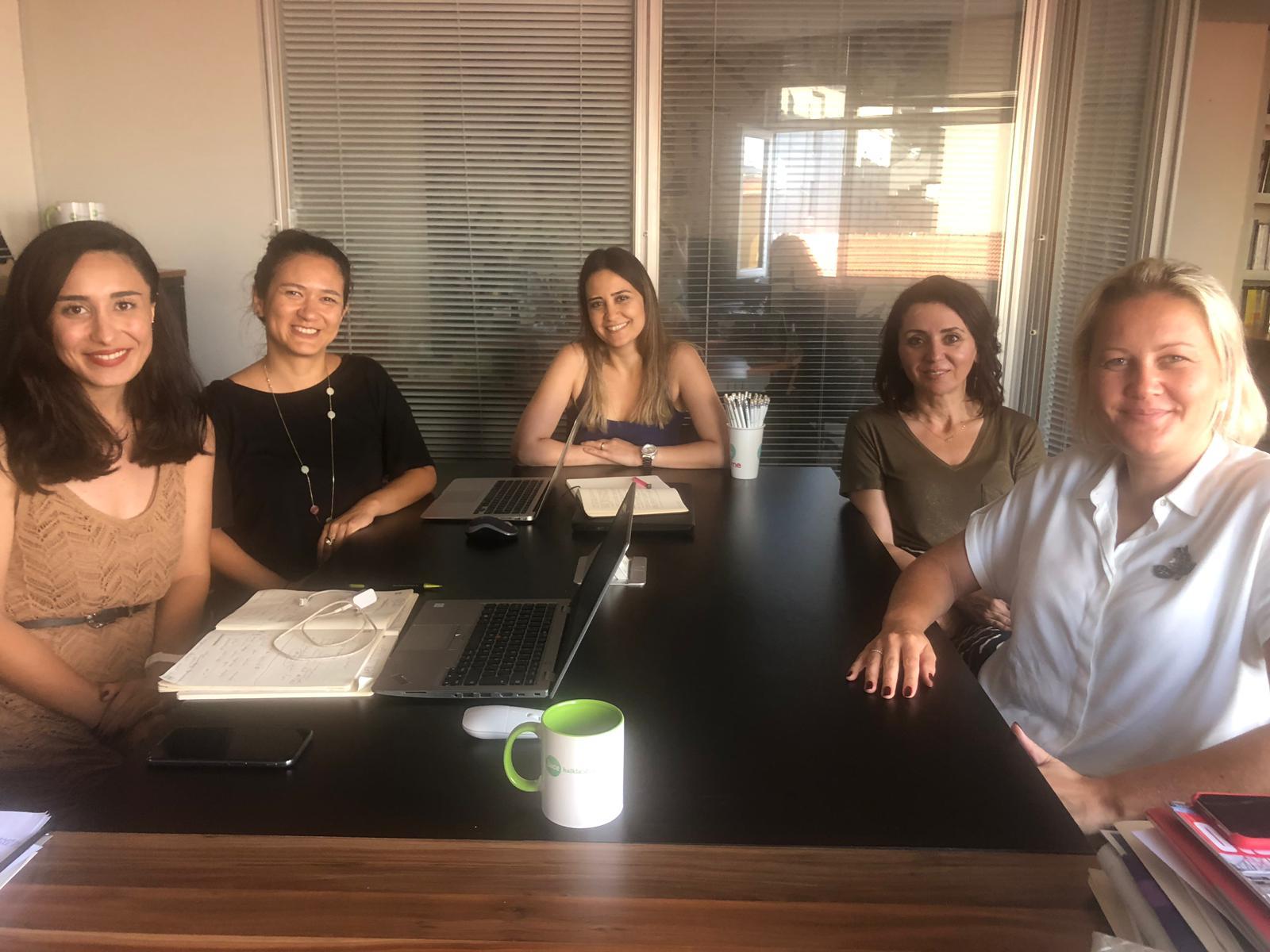 Sektördeki Kadın Çalışanların Etkinliğinin Arttırılmasına Yönelik Değerlendirme Toplantısı