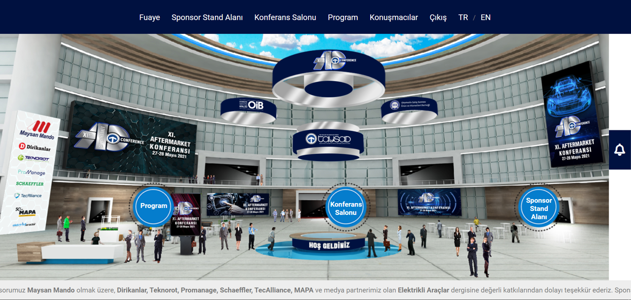 Türkiye Otomotiv Endüstrisi, 11. Aftermarket Konferansı'nda Buluştu!