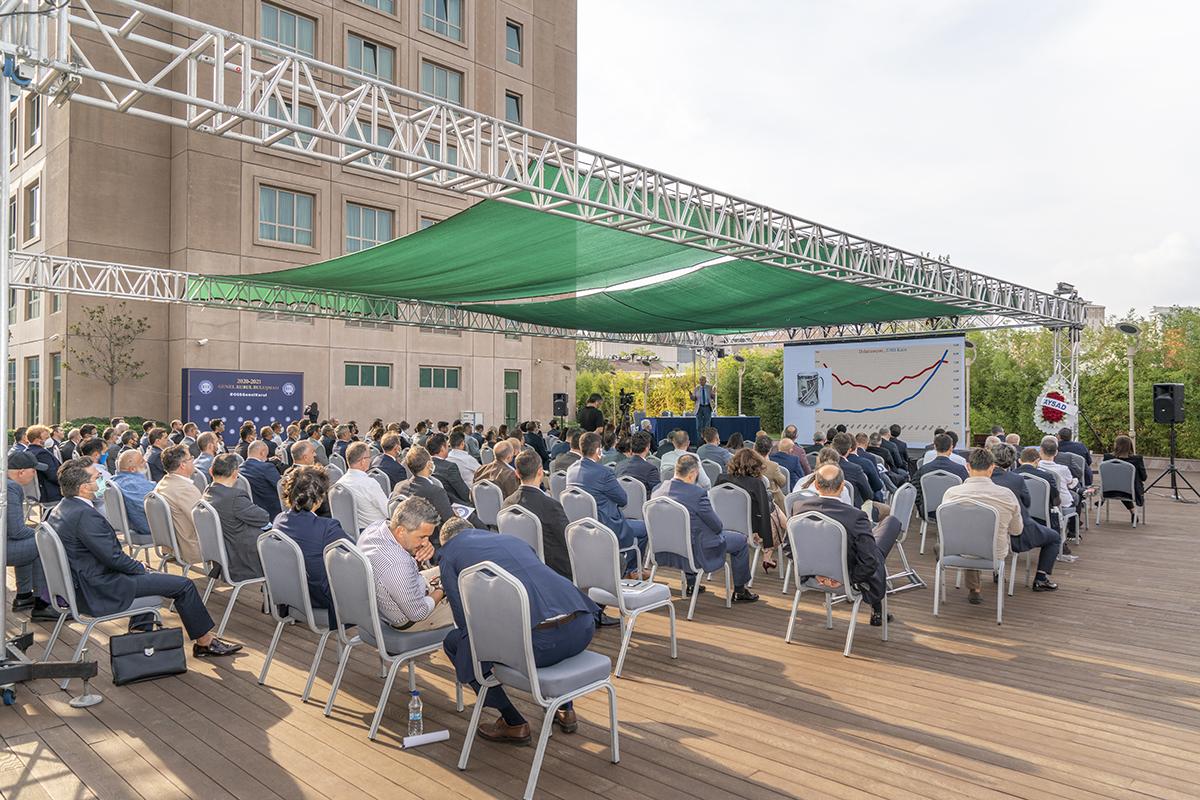 OSS Genel Kurul Etkinliği 2021