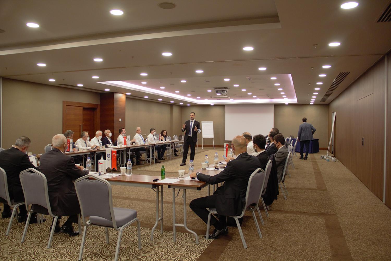 OSS Yönetim ve Denetleme Kurulu Üyeleri, Genel Kurul Toplantısı Öncesi Bir Araya Geldi