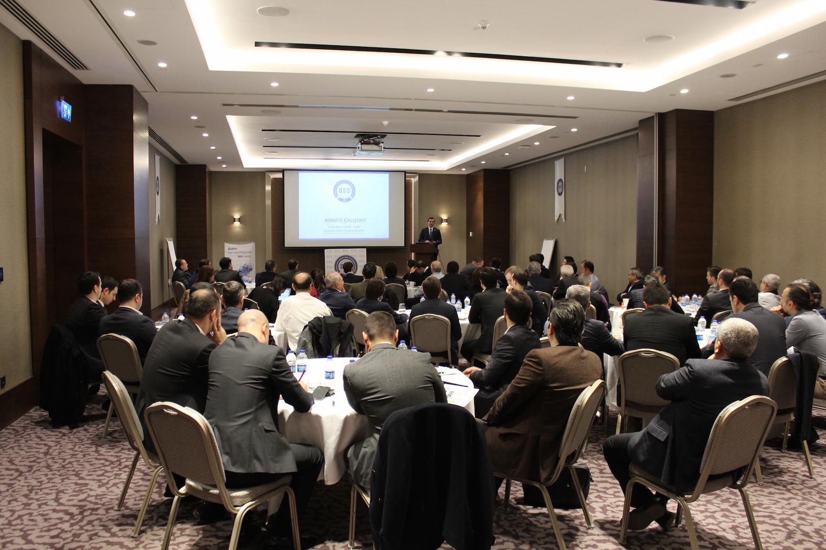 Komite Çalıştay'ı Üyelerden Büyük İlgi Gördü