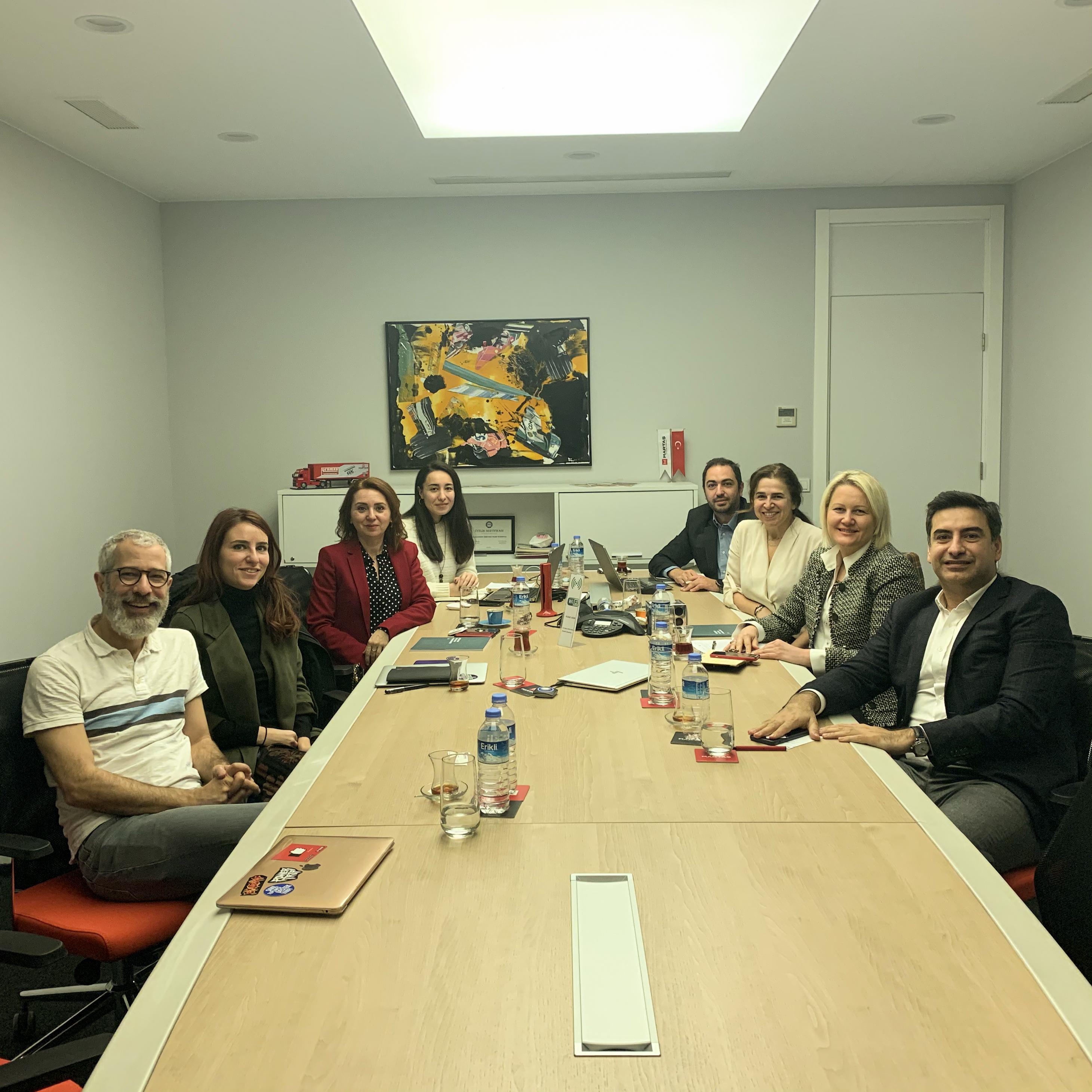 OSS Derneği'nden Sektördeki Kadın İstihdamı ve Etkinliğinin Arttırılmasına Yönelik Değerlendirme Toplantısı