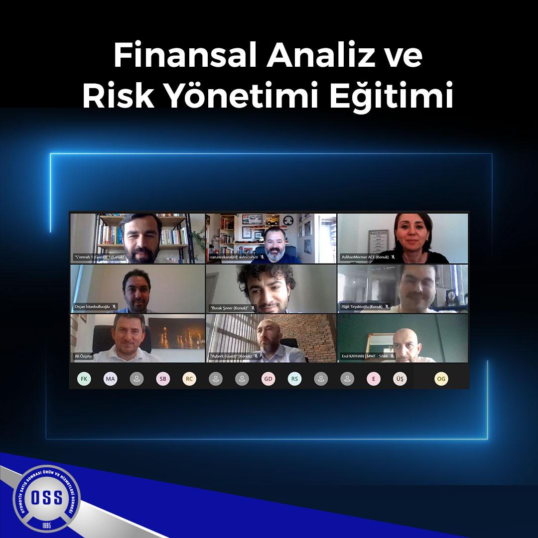 Finansal Analiz ve Risk Yönetimi Eğitimi Büyük İlgi Gördü