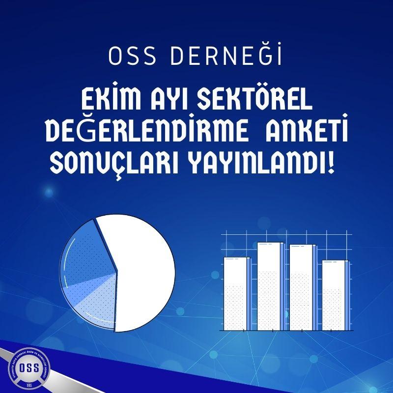 OSS'den Ekim Ayı Sektörel Değerlendirme Anketi
