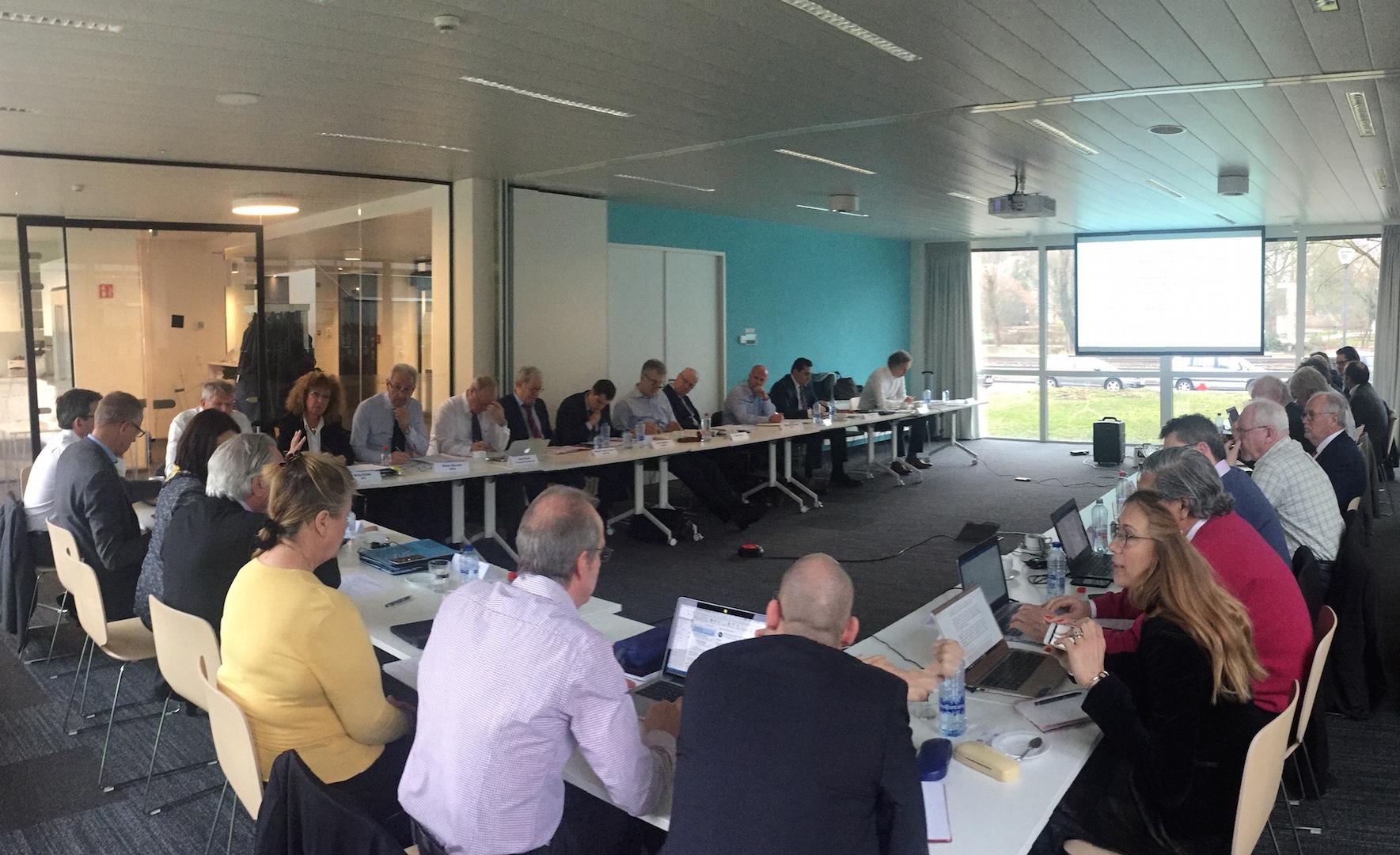 FIGIEFA Toplantısı Brüksel'de Yapıldı