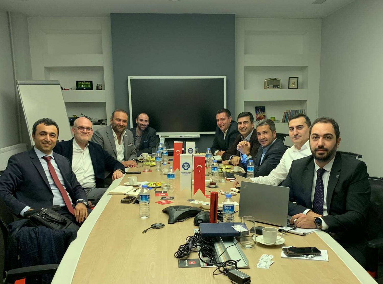 """OSS Yönetimi ile Automechanika Yetkilileri """"Automechanika Istanbul 2020 Fuarı'' için Çalışmalara Devam Ediyor"""