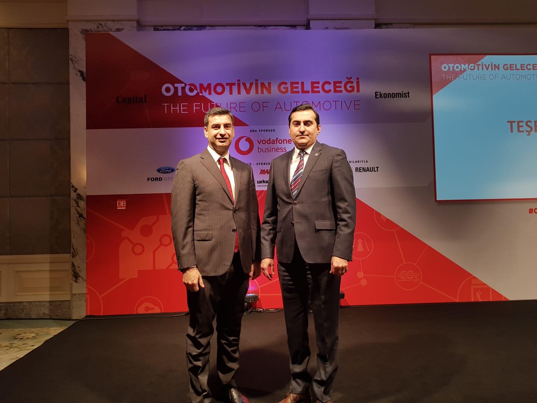 OSS Yönetimi '' Otomotiv'in Geleceği''  Buluşmasında
