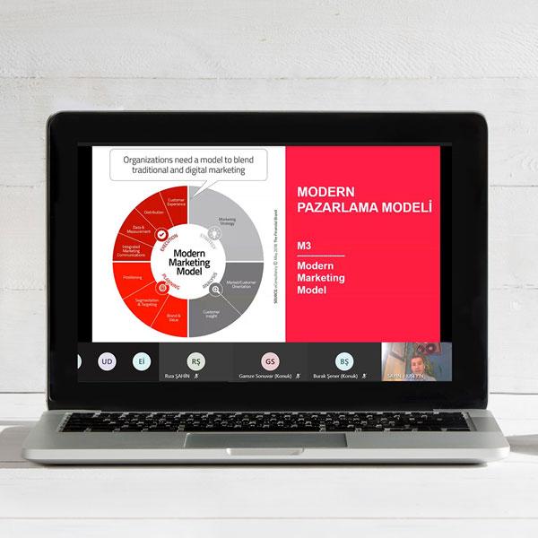 Dijital Çağda Marka Yönetimi Webinarı Büyük İlgi Gördü
